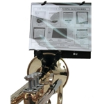 DEG Clamp-on Lyre for Trumpet/Cornet