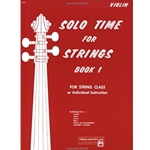 Solo Time for Strings