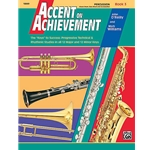 Accent On Achievement - Percussion - Combined Percussion