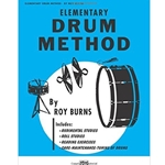 Roy Burns Elementary Drum Method