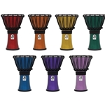 Toca Freestyle Color Sound Djembe- Choose Your Favorite Color!