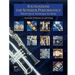 Foundations for Superior Performance- Percussion