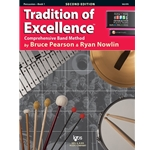 Tradition of Excellence- Percussion