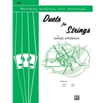 Duets for Strings Lesson Book