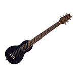 Washburn Rover Travel Guitar- Black