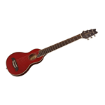 Washburn Rover Travel Guitar- Red