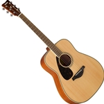 Yamaha FG820 Left Hand Acoustic Guitar