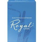 Royal Reeds for Bari Saxophone- Choose Strength and Quantity
