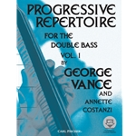 Advanced Progressive Repertoire for Double Bass