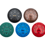 Amahi Steel Tongue Drum- Choose Size & Color
