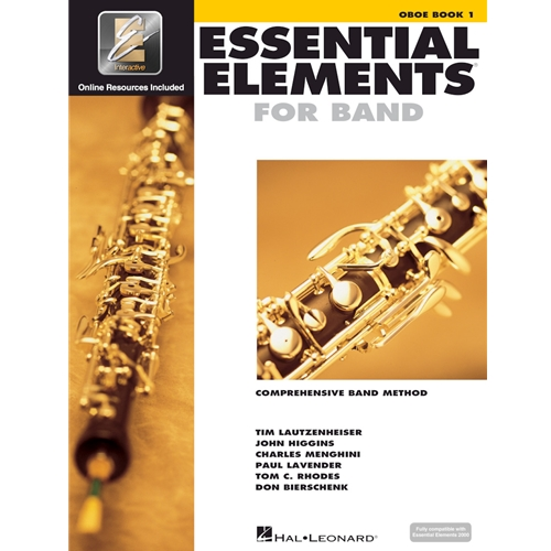Essential Elements Lesson Book