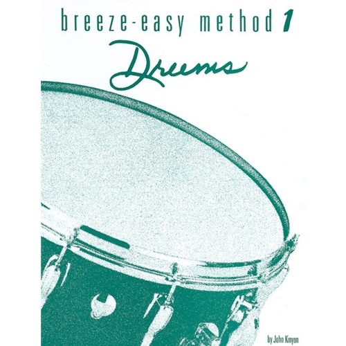 Breeze Easy for Drums
