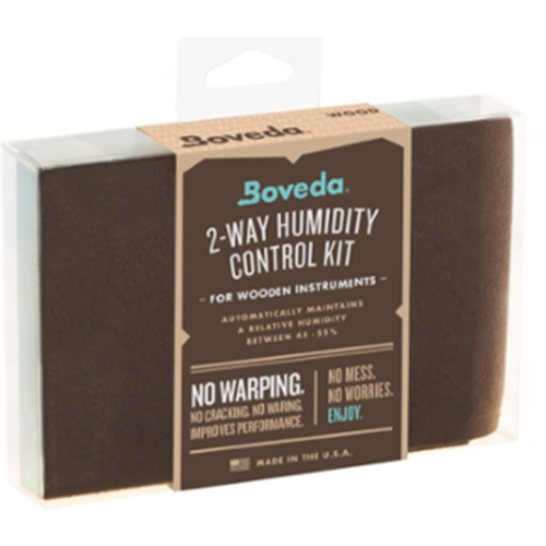Boveda 2 Way Humidity Control Kit for Brass Instruments