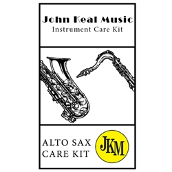 Alto Saxophone Care Kit