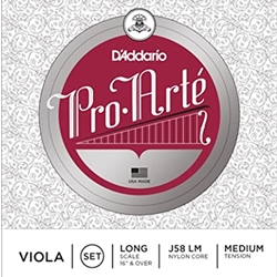 D'Addario Pro-Arté Viola String Set *Full Size Only*